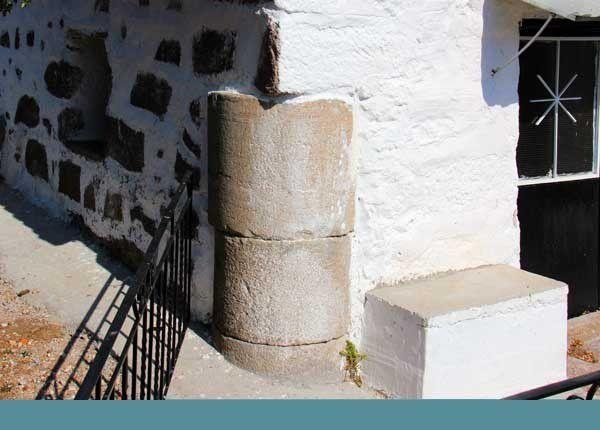 Lesbos 16 : Archéologie dans l'ouest de l'île. Juin et juillet 2014