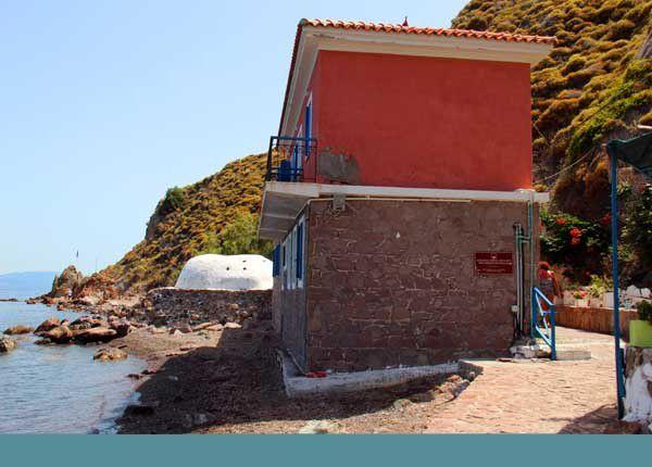 Lesbos 22 : Efthalou, Sykaminia, Pelopi, Mandamados. Juin et juillet 2014