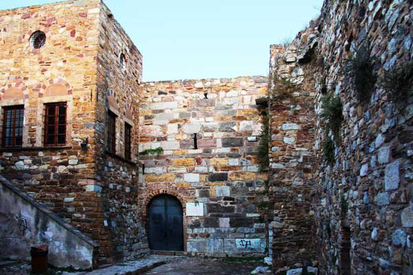 Chios, l'île du mastic. Chora. Juillet-août 2014