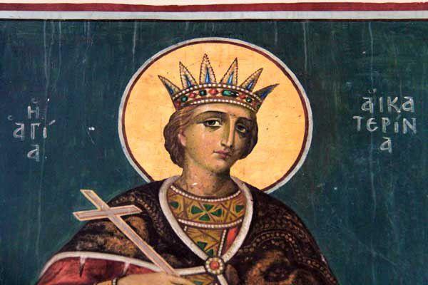 Le monastère d'Agios Minas, à Chios. Jeudi 31 juillet 2014