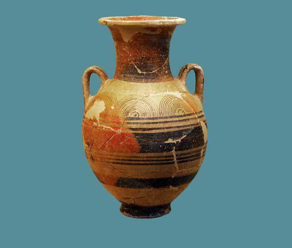 Le musée archéologique de Chios. Les 24 et 25 juillet 2014