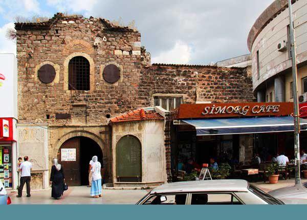 Izmir (Smyrne). Du 5 au 20 août 2014