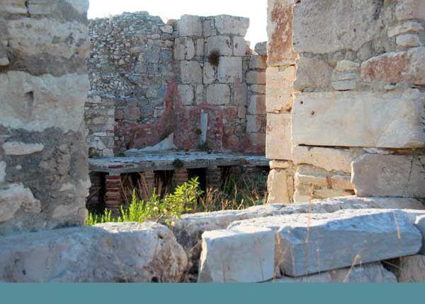 Samos 05 : Pythagoreio. Samedi 30 août 2014