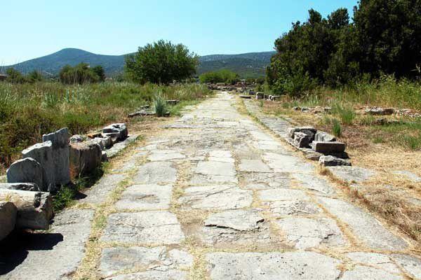 Samos 06 : Héraion. Samedi 30 août 2014