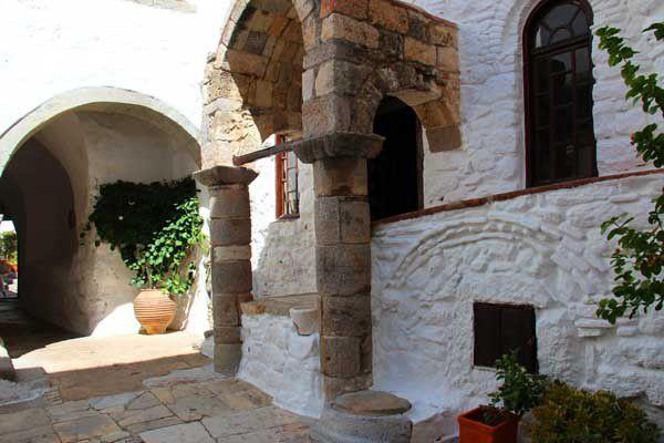 Patmos. Du 31 août au 2 septembre 2014