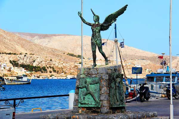 Kalymnos. Mercredi 3 septembre 2014