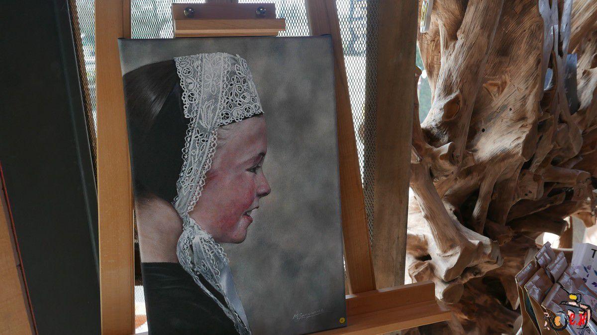 Mélissa Sangarné : Exposition