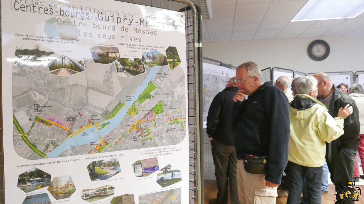 Revitalisation des centres bourgs: La présentation de l'étude