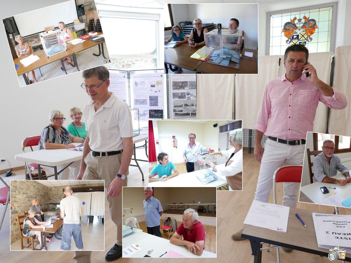 Législatives Guipry-Messac  2017 : 2ème tour