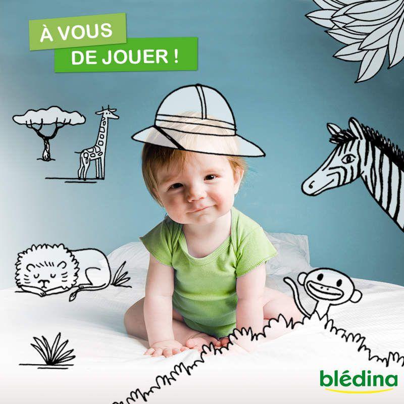 {Bon plan} Votre bébé est le plus beau ? Inscrivez-le au concours photo Blédina !