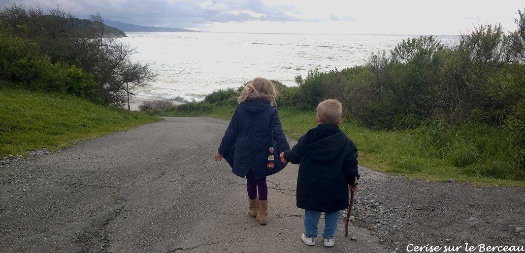 Vacances en famille au Pays Basque  - La côte Basque