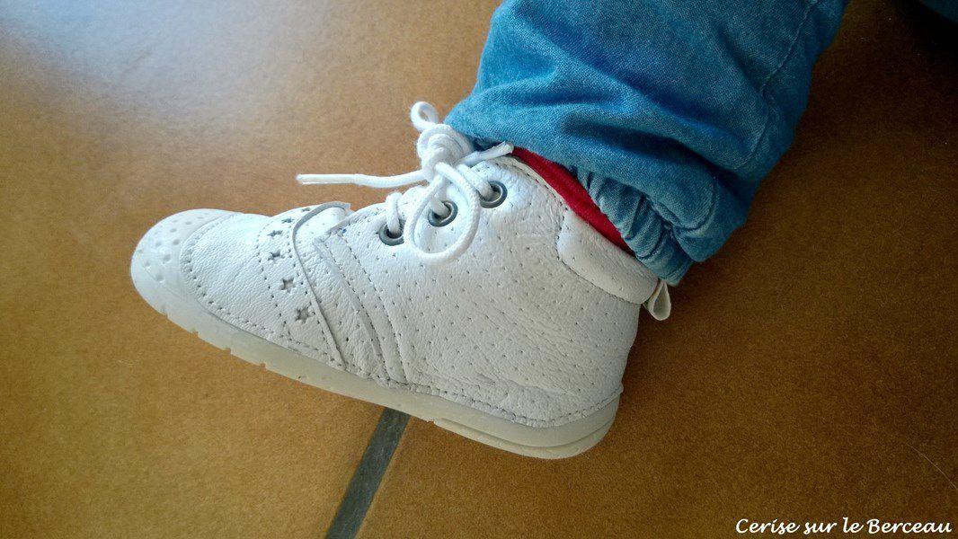 {Test et avis} Les Babybottes, ses premières chaussures