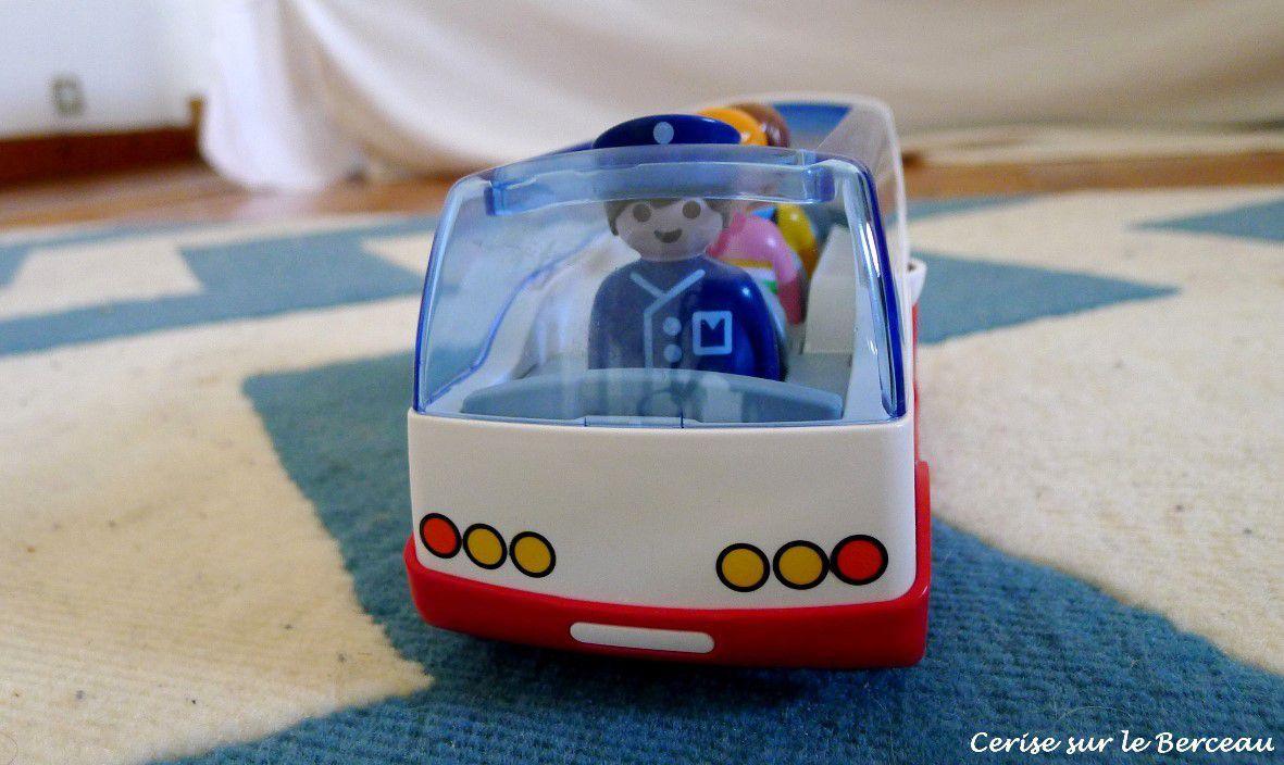 {Concours} #Playmo123 les playmobil des tout petits