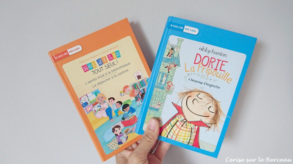 {Concours France Loisirs} Ma lectrice en herbe