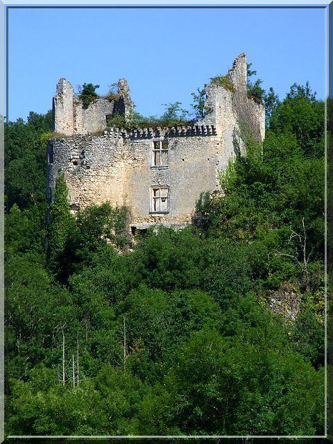 Diaporama Châteaux de BRUZAC