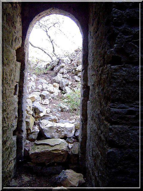 Diaporama château d'AIGALIERS