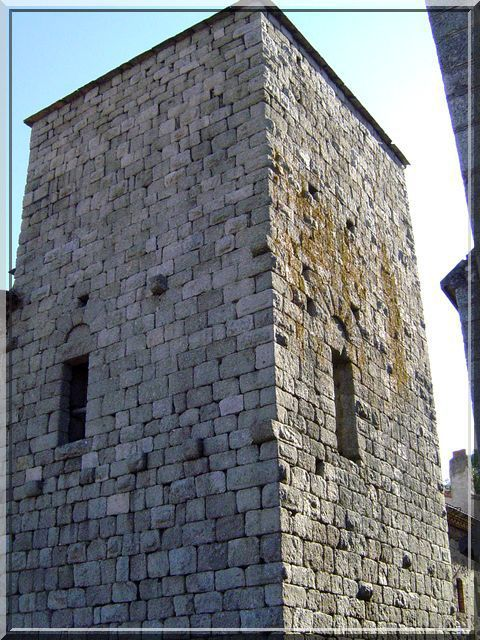 Diaporama château de GENOLHAC