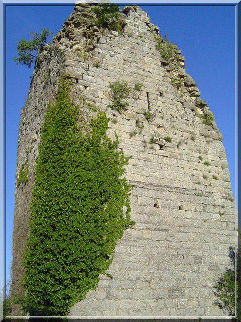 Diaporama château de CENDRAS