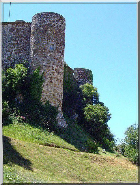 Diaporama château LA CAPELLE