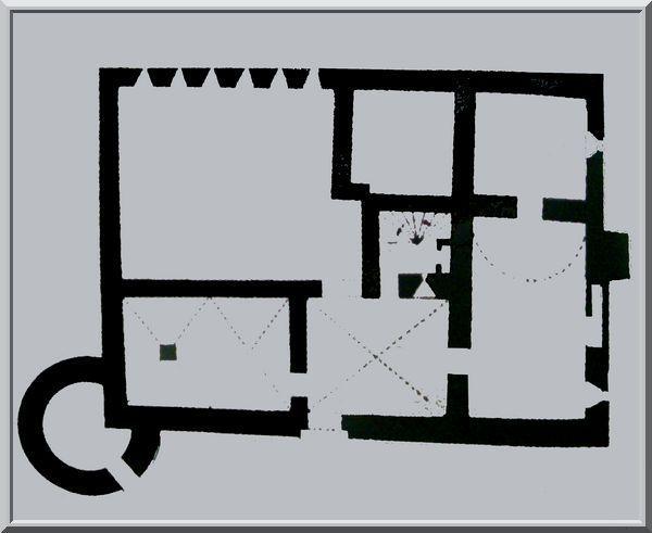 Diaporama château de CHEYLARD - Aujac
