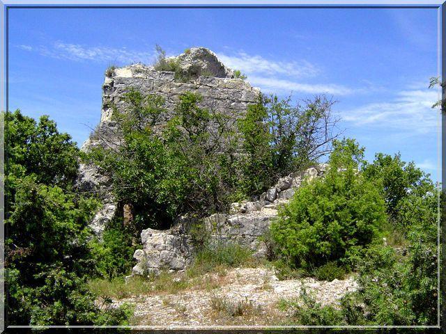 Diaporama château SAINT HIPPOLYTE LE VIEUX
