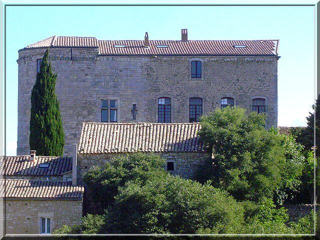 Diaporama château VENEJAN