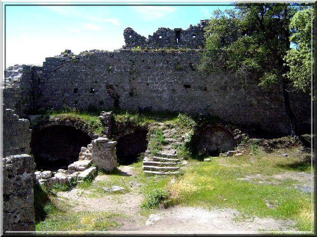 Diaporama château de FRESSAC