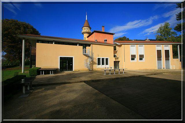 Diaporama château de LA VEYRIE - Bernin