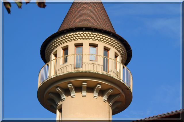 Diaporama château de LA VEYRIE à Bernin