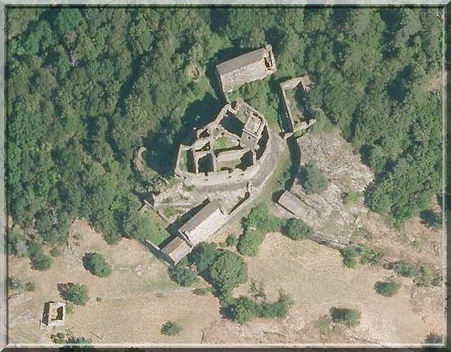 Diaporama château PONTEILS et BRESIS