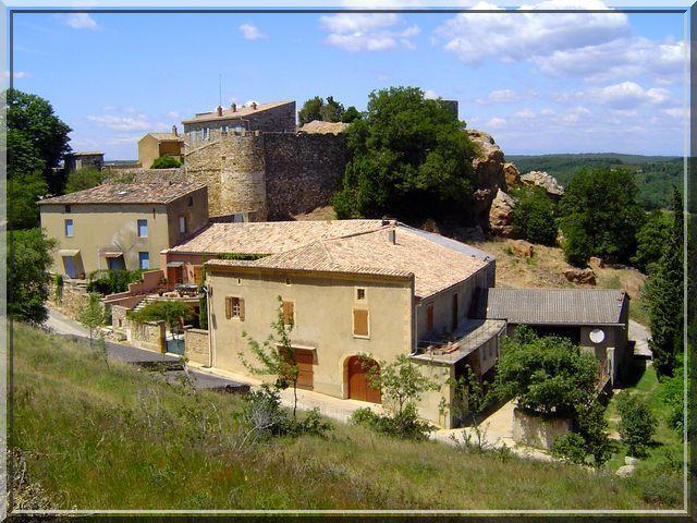 Diaporama château de POUGNADORESSE