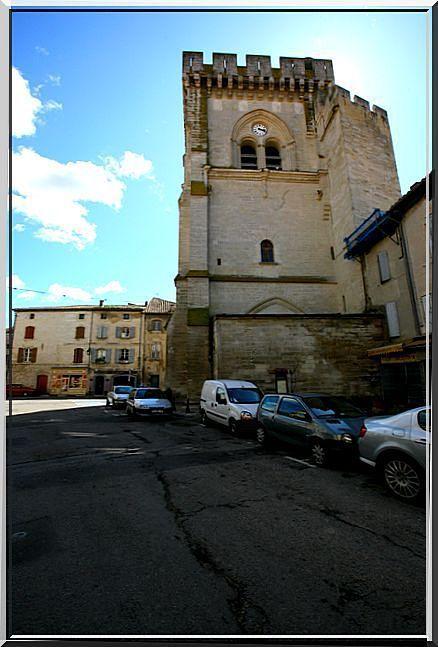 Diaporama EGLISE FORTIFIEE - Villeneuve les Avignon
