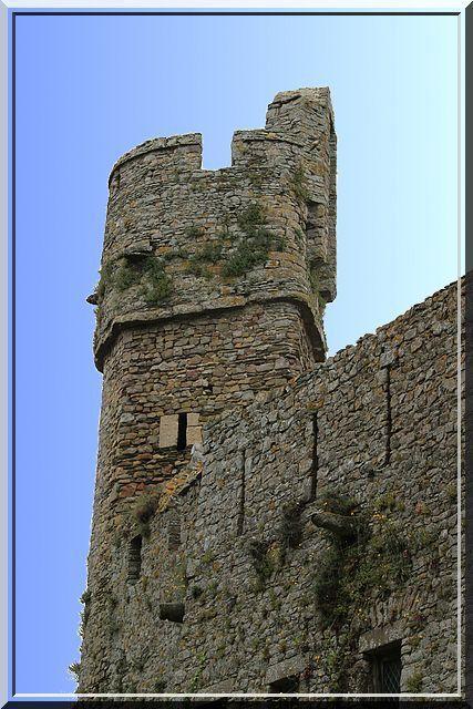 Diaporama extérieur château de PIROU