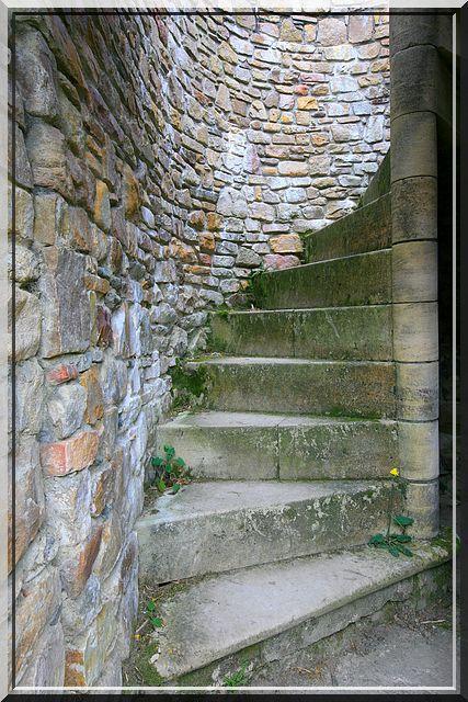Diaporama intérieur château de PIROU