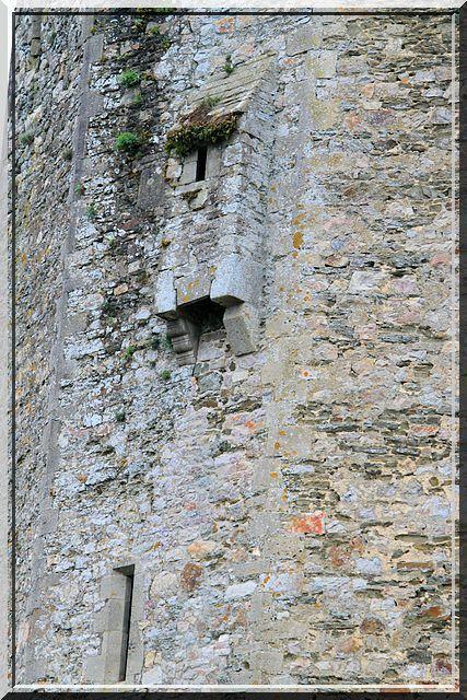 Diaporama château de BRIQUEBEC