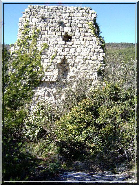 Diaporama château de CALLAS
