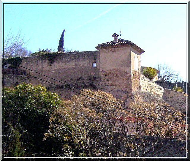 Diaporama château de BARJOLS