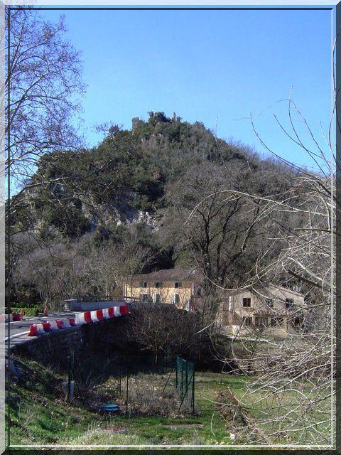 Diaporama château de CHATEAUVERT
