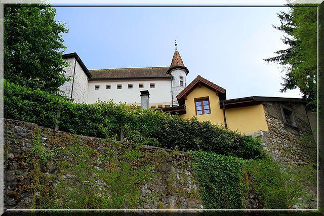Diaporama château d'ANNECY
