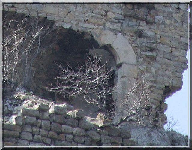 Diaporama château de LA ROCHETTE