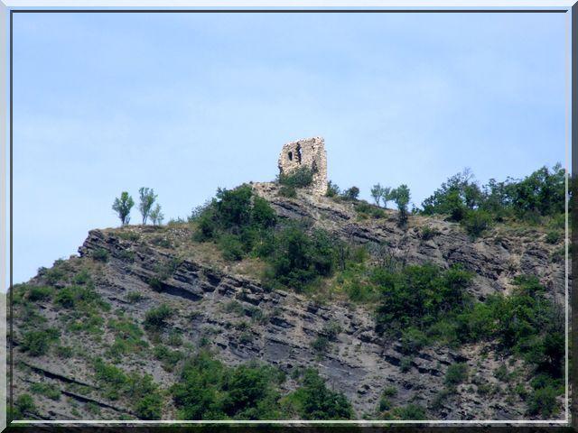 Diaporama château de LA SAULCE
