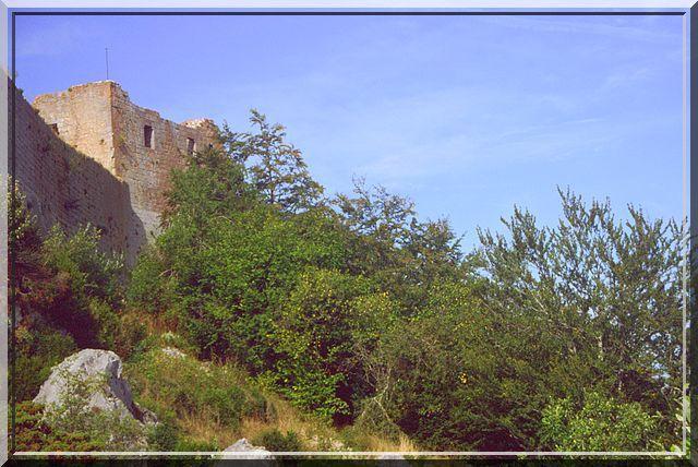 Diaporama château de MONTSEGUR