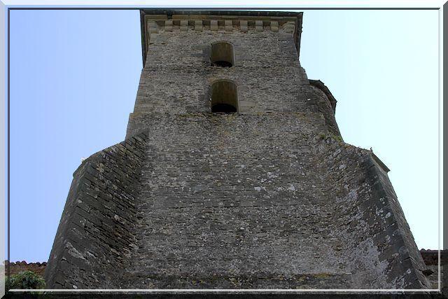 Diaporama bourg fortifié de Camon