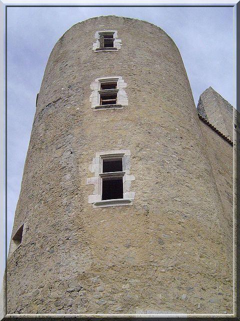 Diaporama château de TALLARD