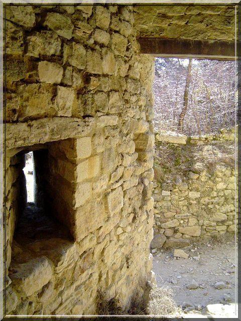 Diaporama village fortifié d'ALLAN