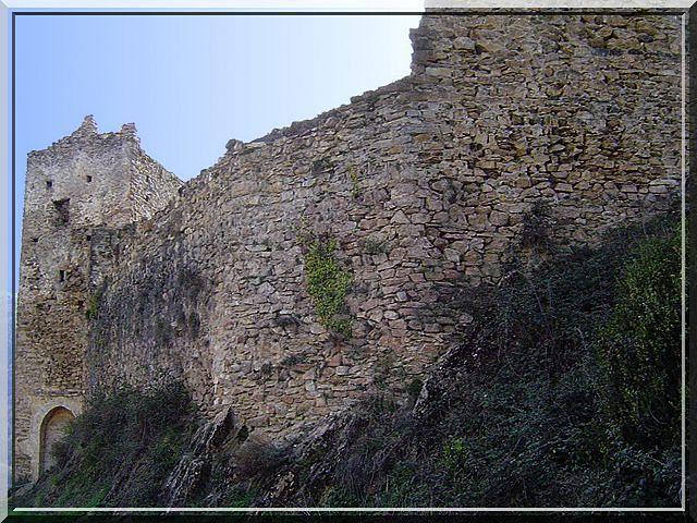 Diaporama château de LORDAT