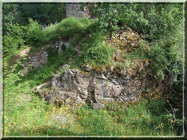 Diaporama du château de l'Ours