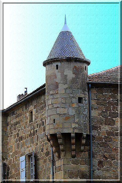 Diaporama château de Chazotte - Arlebosc