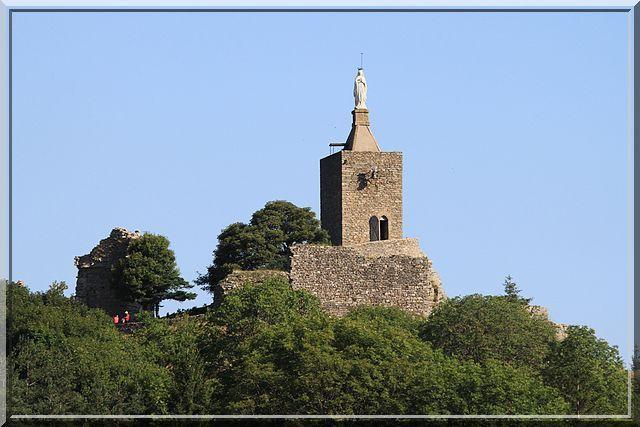 Est ce un donjon, une tour du rempart ou la chapelle ?