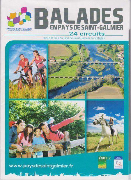 Un nouveau topo &quot&#x3B;En Pays de Saint-Galmier&quot&#x3B;